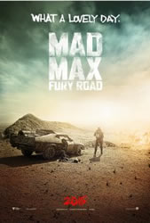 Mad Max: Fury Road (2015) Poster