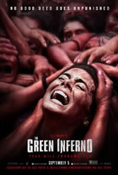 The Green Inferno (2013) Poster