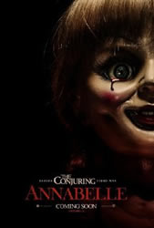 Annabelle (2014) Poster