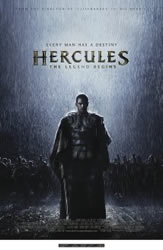 Hercules: The Legend Begins (2014) Poster