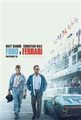 Ford v Ferrari Movie Trailer